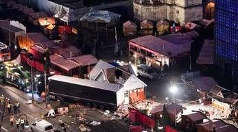 Am 19. Dezember 2016 war der Terrorist Anis Amri mit einem Lastwagen in den Weihnachtsmarkt an der Gedächtniskirche gerast. Er tötete 12 Menschen und verletzte mehr als 70 teils schwer.