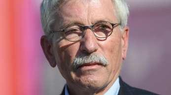 Thilo Sarrazin, umstrittener Bestsellerautor und früherer Finanzsenator von Berlin, droht ein Parteiausschluss.
