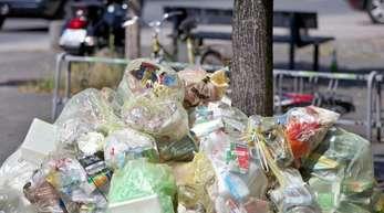 Kampf der Verpackungsmüll-Flut: Ab Januar gelten neue Regeln.