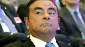 Nissan hatte Ghosn am 22. November gefeuert, nachdem er drei Tage zuvor wegen angeblichen Verstoßes gegen Börsenauflagen festgenommen worden war.