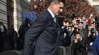 FBI-Sonderermittler Robert Mueller hatte empfohlen, Michael Flynn wegen dessen Kooperation bei den Russland-Ermittlungen nicht zu inhaftieren.