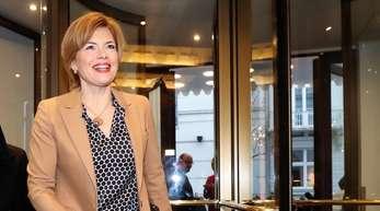 Julia Klöckner (CDU), Bundesministerin für Ernährung und Landwirtschaft, setzt sich für gesunde Ernährung ein.
