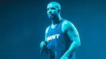 Drake ist der Streamingkönig.