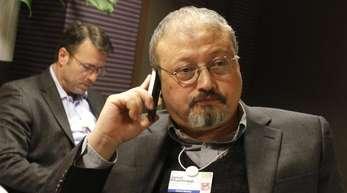 Jamal Khashoggi wurde Anfang Oktober im saudischen Konsulat in Istanbul von einem aus Saudi-Arabien angereisten Spezialteam getötet.