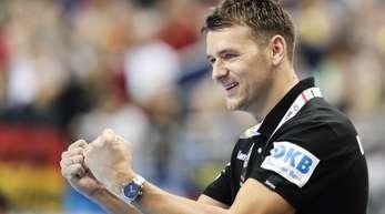 Deutschlands Trainer Christian Prokop richtet den Blick auf Brasilien.