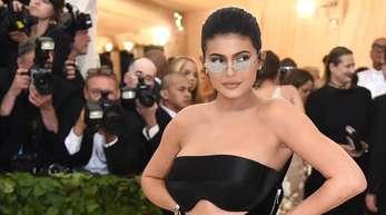 Kylie Jenner bei der «Met Gala» 2018.