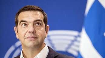 Der griechische Ministerpräsident Alexis Tsipras.