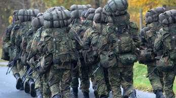 Spionageverdacht: Bei der Bundeswehr im Rheinland gab es eine Festnahme.