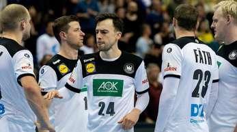 Die deutschen Handballer müssen sich zwischen den WM-Spielen gut erholen.