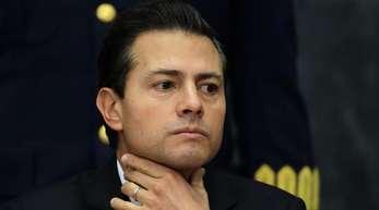 Der damalige mexikanische Präsident Enrique Peña Nieto soll einer Zeugenaussage zufolge 100 Millionen Dollar Schmiergeld erhalten haben.
