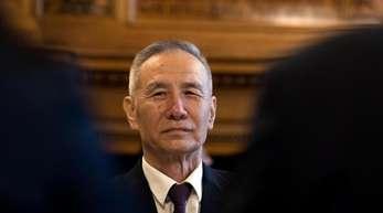 Vizepremier Liu He wird Ende Januar für weitere Gespräche im anhaltenden Handelskrieg nach Washington reisen.