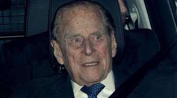 Prinz Philip hat bei dem «kleineren Zusammenstoß» keine Verletzungen erlitten.