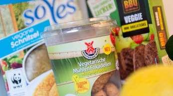 2018 konnte der Umsatz mit Fleisch- und Wurst-Alternativen kaum noch zulegen.