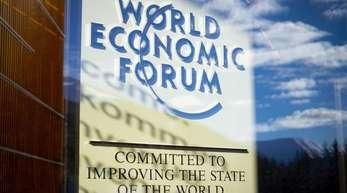 3000 Teilnehmer aus Politik, Wirtschaft und Gesellschaft werden in Davos erwartet.