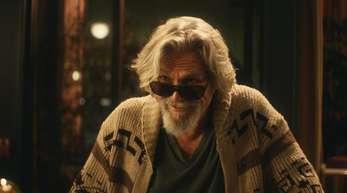 Jeff Bridges hat als «The Dude» Lust auf ein Bier.