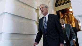Der frühere FBI-Chef Robert Mueller untersucht seit Mai 2017 die Einflussnahme Russlands auf die US-Präsidentschaftswahl von 2016 und eine mögliche Verwicklung des Wahlkampflagers von Donald Trump.
