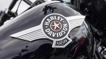 Für 2019 geht Harley von maximal 222.000 ausgelieferten Maschinen aus - dem niedrigsten Wert seit acht Jahren.