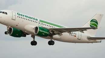 Germania ist eine deutsche Fluggesellschaft mit einer mehr als 30-jährigen Geschichte.