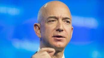 Jeff Bezos hat dem US-Boulevardblatt «National Enquirer» Erpressung mit übelsten Methoden vorgeworfen.