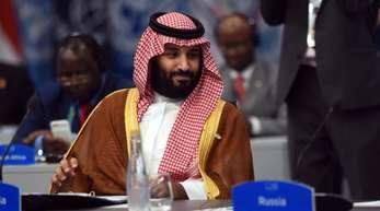 Im Zwielicht: Der saudische Kronprinz Mohammed bin Salman.