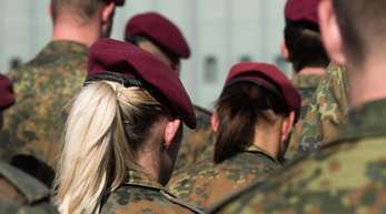 2018 wurden bei der Bundeswehr sieben Extremisten enttarnt.