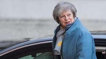 Braucht «ein bisschen mehr Zeit», um mit der EU zu verhandeln: Premierministerin Theresa May.