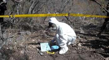 Mehr als 40.000 Menschen gelten in Mexiko als vermisst.