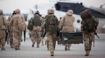 Der Afghanistan-Einsatz soll ungeachtet eines möglichen Teilabzugs von US-Soldaten fortgesetzt werden.