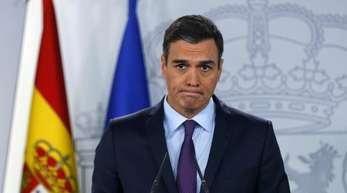 Spaniens Ministerpräsident Pedro Sanchez hat für April vorgezogene Neuwahlen angekündigt.