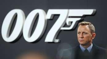 Daniel Craig rettet erst im April 2020 die Welt.