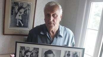 George Mendonsa ist im Alter von 95 Jahren gestorben.