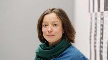 Franciska Zólyom, Kuratorin des deutschen Beitrags der Kunst-Biennale, gibt erste Einblicke.