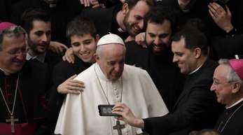 Die Erwartungen an Papst Franziskus sind hoch.