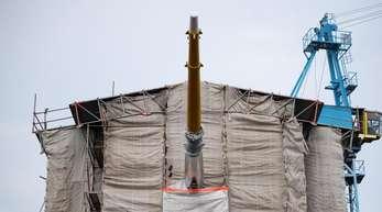 Die Kosten für die Sanierung der «Gorch Fock» schnellten über die Jahre rasant die Höhe. Ursprünglich waren 10 Millionen Euro vorgesehen, inzwischen ist der Kostenansatz auf bis zu 135 Millionen Euro gestiegen.
