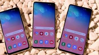 Samsung-Smartphones: Samsung sieht Gartner weiterhin als klare Nummer eins nach der Zahl verkaufter Smartphones.