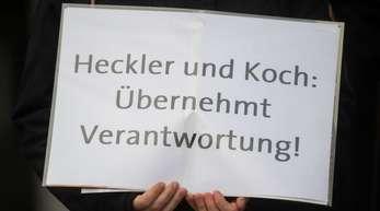 Von Heckler & Koch sollen 3,7 Millionen Euro eingezogen werden.