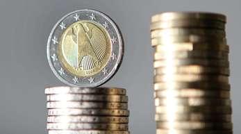 Die Nettozinseinkünfte der EZB kletterten um 465 Millionen auf knapp 2,3 Milliarden Euro.