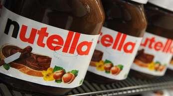 Die Nutella-Fabrik in der Normandie ist laut französischer Nachrichtenagentur AFP die weltweit größte.