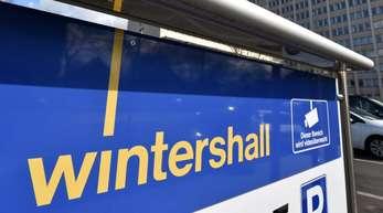Blick auf die Kasseler-Zentrale der Wintershall Holding GmbH, dem größten deutschen Erdöl- und Erdgasproduzenten.