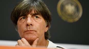 Bundestrainer Joachim Löw möchte seine «seine grundsätzlichen Überlegungen» zur Lage des DFB-Teams erläutern.