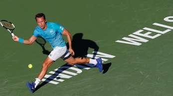 Für Philipp Kohlschreiber ist das Turnier in Indian Wells beendet.