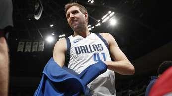 Dirk Nowitzki verlor erneut mit Dallas.
