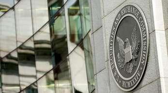 Sitz der US-Börsenaufsicht SEC in Washington.