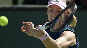 Angelique Kerber verliert beim Tennisturnier Indian Wells das Finale gegen Andreescu.