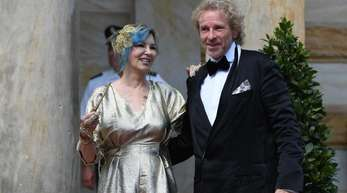 Thomas Gottschalk und seine Frau Thea gehen getrennte Wege.