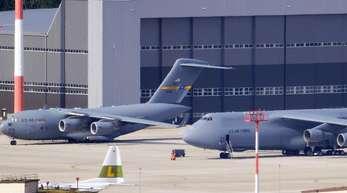 Ramstein gilt als der größte Stützpunkt der US-Air Force außerhalb der USA.