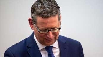 Will sich aus der Politik zurückziehen: Hessens SPD-Chef Thorsten Schäfer-Gümbel.