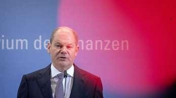 Trotz einer Eintrübung der Konjunktur plant Finanzminister Scholz erneut einen Etat ohne neue Schulden