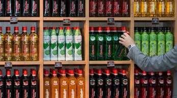 Im vergangenen Jahr habe die Limonadenmarke «Mio Mio» mit 25 Millionen Flaschen und einem Zuwachs von 40 Prozent einen Absatzrekord erzielt, berichtet Berentzen.