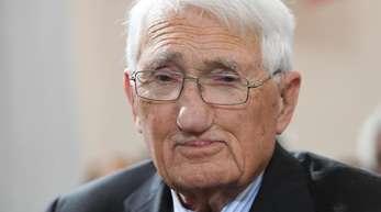 Jürgen Habermas gilt als der derzeit bedeutendste Philosoph Deutschlands.